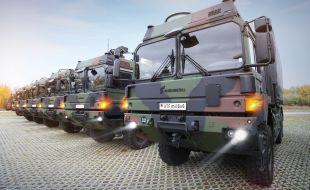 Rheinmetall to supply the Bundeswehr with another 1,000 trucks – order worth almost €400 million - Κεντρική Εικόνα