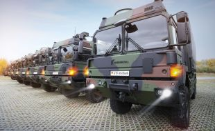 Rheinmetall to supply the Bundeswehr with another 1,000 trucks – order worth almost €400 million - Κεντρική Εικόνα