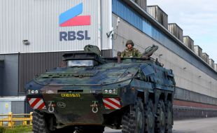 Rheinmetall and BAE Systems launch UK based military vehicle Joint Venture - Rheinmetall and BAE Systems Land - Κεντρική Εικόνα