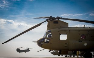 Boeing Delivers First CH-47F Chinook to Royal Netherlands Air Force - Κεντρική Εικόνα