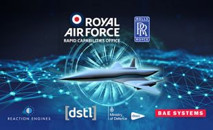 Rolls-Royce to develop hypersonic technology with UK MOD - Κεντρική Εικόνα