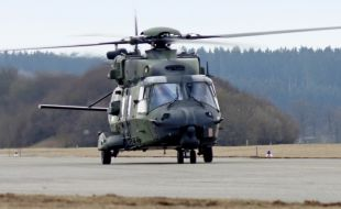 RUAG successfully completes the first NH90 inspection in Oberpfaffenhofen - Κεντρική Εικόνα