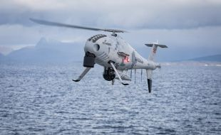 Schiebel Camcopter S-100 deployed for river pollution crisis in Malaysia - Κεντρική Εικόνα