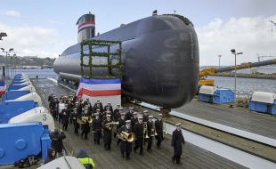 "Naming and launching of third Egyptian submarine ""made in Germany"" - Κεντρική Εικόνα"