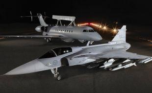 Saab's Gripen offer to Finland includes GlobalEye - Κεντρική Εικόνα
