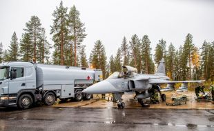 Saab Receives Order for Gripen Support and Maintenance Operations - Κεντρική Εικόνα