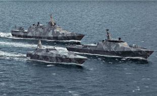 Saab to Deliver Radars for Royal Canadian Navy's Joint Support Ships - Κεντρική Εικόνα