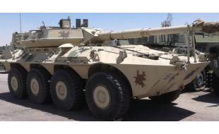 SDLE integrates its third-generation thermal cameras in the Jordanian Army Centauro CRV - Κεντρική Εικόνα