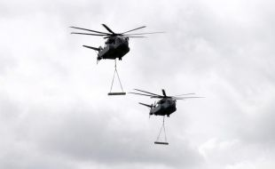 Sikorsky And Rheinmetall Submit Proposal For Germany's New Heavy Lift Helicopter, The CH-53K - Κεντρική Εικόνα
