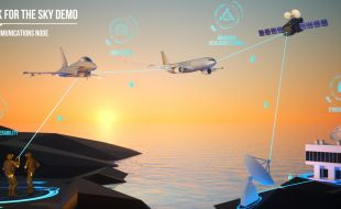 Airbus tests its Network for the Sky on a MRTT aircraft - Κεντρική Εικόνα