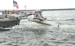 Raytheon delivers 10th AN/AQS-20C minehunting sonar to US Navy  - Κεντρική Εικόνα
