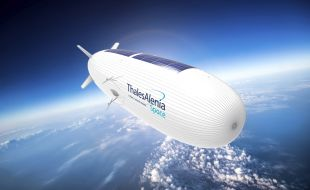 Thales Alenia Space and Thales sign concept study contract with French Defence Procurement Agency for a STRATOBUS type platform - Κεντρική Εικόνα