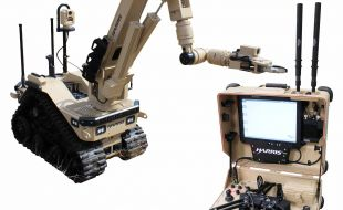 U.K. Ministry of Defence Awards Harris Corporation Contract Worth up to $70 Million for Explosive Ordnance Disposal Robots - Κεντρική Εικόνα