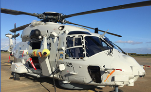 RNLAF NH90 helicopters to be upgraded with Hostile Fire Indicator System - Κεντρική Εικόνα