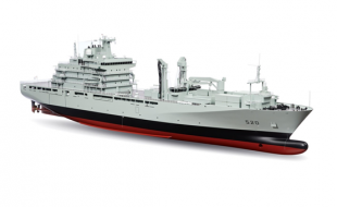 Thales Relies on Key Suppliers for Canada's New Joint Support Ships - Κεντρική Εικόνα