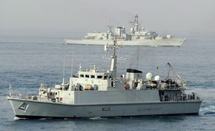 Royal Navy accepts new Thales Mine Hunting Sonar after successful sea trials - Κεντρική Εικόνα