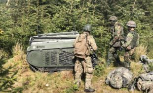 Milrem Robotics delivered two THeMIS UGVs to the Dutch Army - Κεντρική Εικόνα