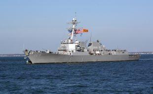 Ingalls Shipbuilding Successfully Completes Acceptance Trials for Delbert D. Black (DDG 119) - Κεντρική Εικόνα