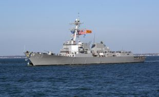 Ingalls Shipbuilding Successfully Completes Acceptance Trials for Delbert D. Black (DDG 119) - Κεντρική Εικόνα