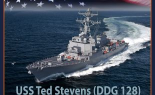 Huntington Ingalls Industries Begins Fabrication of Destroyer Ted Stevens (DDG 128) - Κεντρική Εικόνα