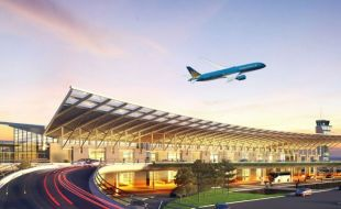 Vietnam newest international airport and first international cruise-only port to open the wonder of Halong Bay up to the world - Κεντρική Εικόνα