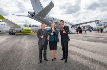 Lockheed Martin And Airbus Reaffirm Tanker Partnership At 2019 Paris Air Show - Κεντρική Εικόνα