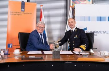 Foundation stone laid for major ammunition contract – Rheinmetall to serve as the Dutch armed forces' chief supplier for another decade - Κεντρική Εικόνα