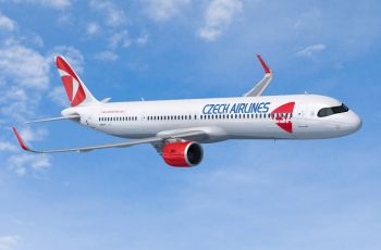Czech Airlines orders 4 A220 and upsizes 3 A320neo to A321XLR - Κεντρική Εικόνα
