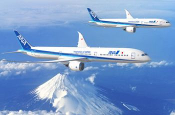 ANA HOLDINGS Commits to Adding up to 20 Boeing 787 Dreamliner Jets - Κεντρική Εικόνα