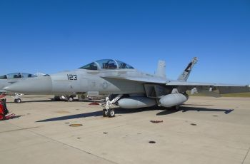 Boeing and U.S. Navy Complete First Super Hornet IRST Block II Flight - Κεντρική Εικόνα
