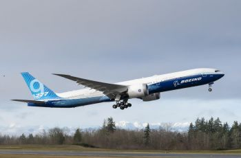 New Boeing 777X Completes Successful First Flight - Κεντρική Εικόνα
