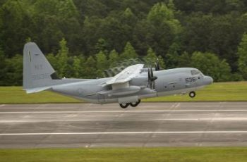 Lockheed Martin Delivers First KC-130J Super Hercules Tanker To U.S. Marine Corps Reserve Squadron At Stewart ANGB, New York - Κεντρική Εικόνα