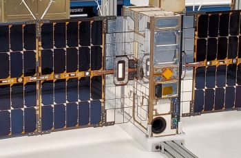 Lockheed Martin Launches First Smart Satellite Enabling Space Mesh Networking - Κεντρική Εικόνα