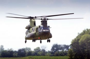 L3 MAS Awarded Five-Year Option to Its CH-147F Chinook In-Service Support Contracts - Κεντρική Εικόνα