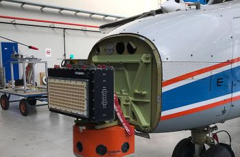Consortium demonstrates collision warning sensors for UAVs - Κεντρική Εικόνα