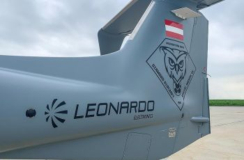 Leonardo and Diamond Aircraft boost capability of DA62 Mission Surveillance Aircraft with Gabbiano Ultra-Light TS-80 radar - Κεντρική Εικόνα