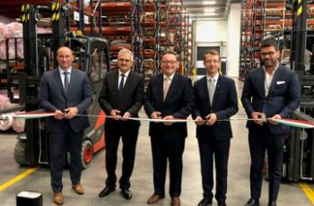 Diehl Aviation strengthens Nyírbátor site with New Logistics Center - Κεντρική Εικόνα