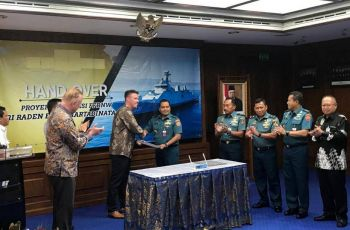 Damen completes combat systems installation and trials on Indonesian guided missile frigate  - Κεντρική Εικόνα