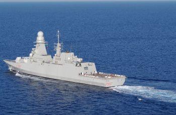 "FREMM ""Antonio Marceglia"" Delivered to the Italian Navy - Κεντρική Εικόνα"