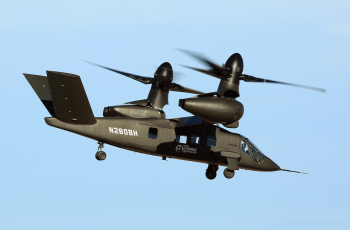 GKN Aerospace's thermoplastic components flight tested on Bell V-280 Valor - Κεντρική Εικόνα