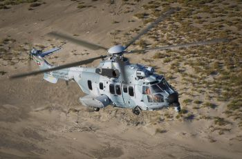 Flight testing begins for the first H225Ms for Kuwait - Κεντρική Εικόνα