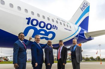 Airbus marks its 1,000th A320neo Family aircraft delivery - Κεντρική Εικόνα