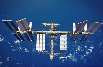 Kongsberg contributing to broadband connection for the International Space Station  - Κεντρική Εικόνα