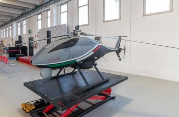 Leonardo extends its training services capabilities to rotorcraft unmanned aerial systems - Κεντρική Εικόνα