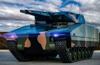 Rheinmetall signs Risk Mitigation Activity Contract for testing of Lynx KF41 for Australia's Land 400 Phase 3 program - Κεντρική Εικόνα