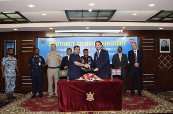 Marshall Aerospace and Defence signs new multi-million-pound support contract for Bangladesh C-130J fleet - Κεντρική Εικόνα