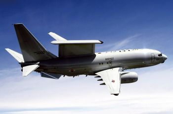 Prepared to start work on E-7 Wedgetail modification - Κεντρική Εικόνα