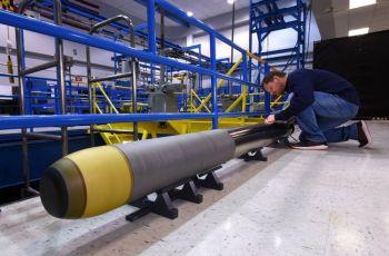 Northrop Grumman Builds Very Lightweight Torpedo for US Navy - Κεντρική Εικόνα