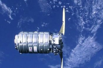 Northrop Grumman's Cygnus Spacecraft Successfully Completes Rendezvous and Berthing with International Space Station - Κεντρική Εικόνα