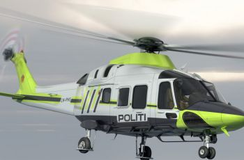 Patria to maintain the Norwegian Police helicopters - Κεντρική Εικόνα